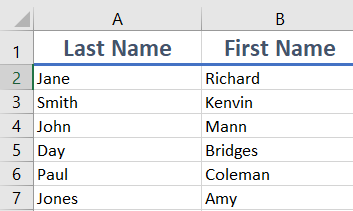 CONCATENATE - How to use the Excel CONCATENATE function
