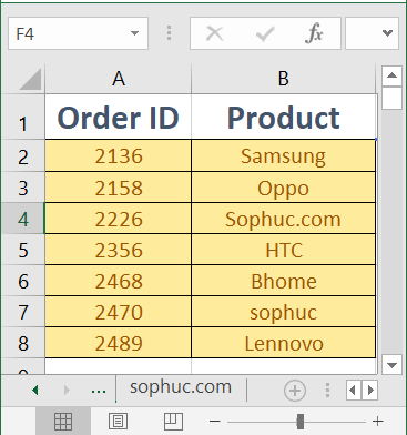 Excel CHOOSE function - How to use the Excel CHOOSE function