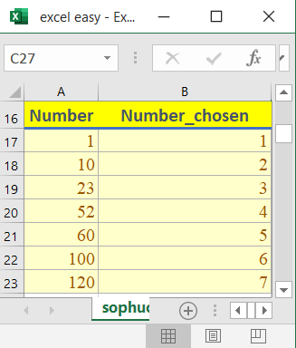 Excel COMBIN function - How to use the Excel COMBIN function