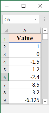 Excel COS Function - How to use the Excel COSH function