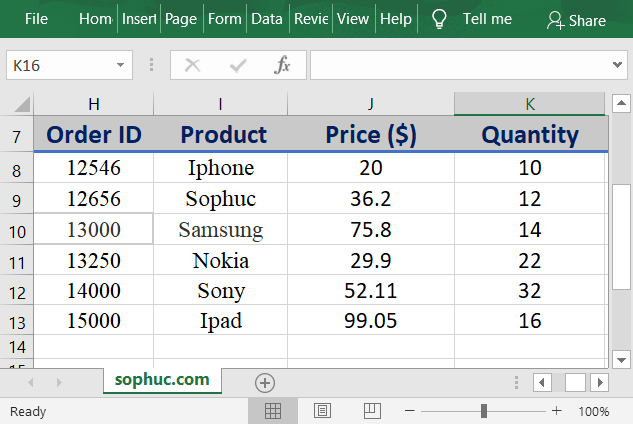 Excel INDEX function - How to use the Excel INDEX function
