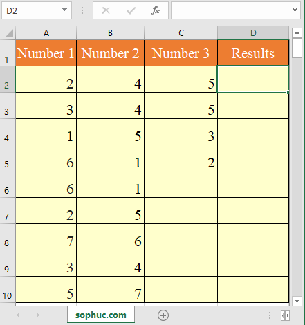 Excel MULTINOMIAL - How to use the Excel MULTINOMIAL function