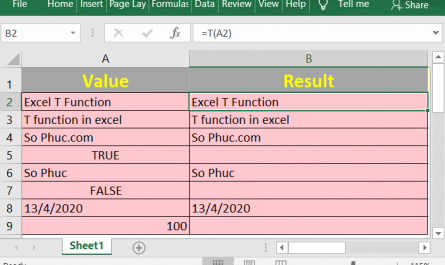 Excel T 445x265 - How to use the Excel T function