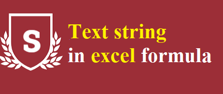 Text string in excel formula 445x189 - What is a text string in excel
