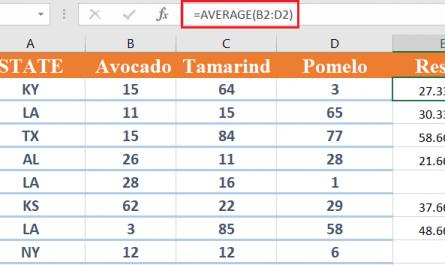 average excel formula 445x265 - Average excel formula