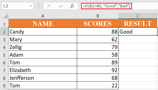 excel if - How to use if function in excel