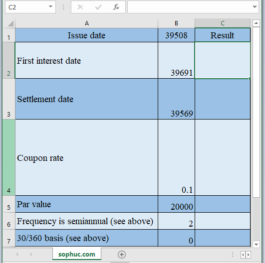 ACCRINT Function - How to use ACCRINT Function in Excel