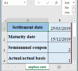 COUPDAYS Function - How to use COUPDAYS Function in Excel