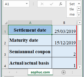 COUPDAYSNC Function - How to use COUPDAYSNC Function in Excel