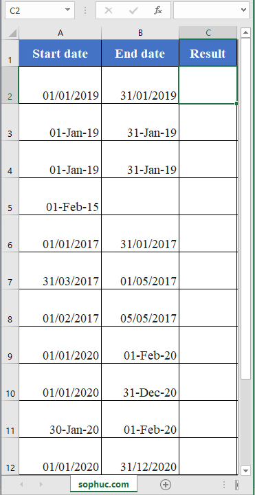 DAYS360 Function - How to use DAYS360 Function in Excel