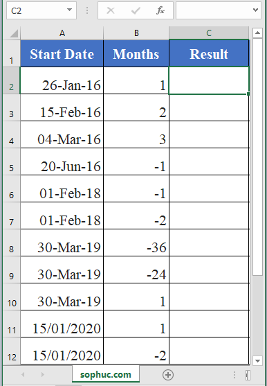 EDATE Function - How to use EDATE Function in Excel
