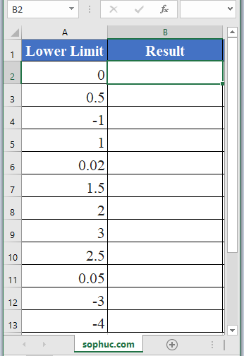 How to use ERFC Function in Excel