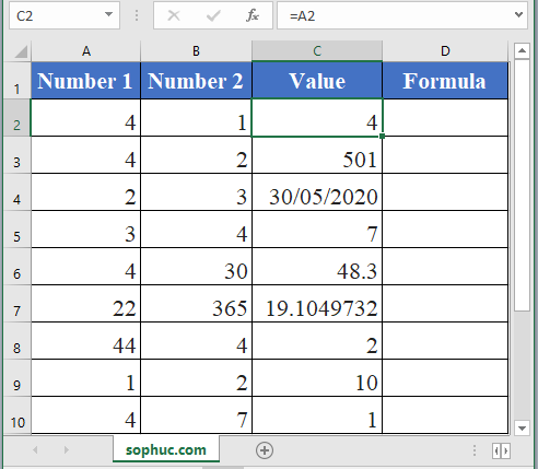 FORMULATEXT Function - How to use FORMULATEXT Function in Excel