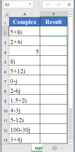 IMAGINARY Function - How to use IMAGINARY Function in Excel