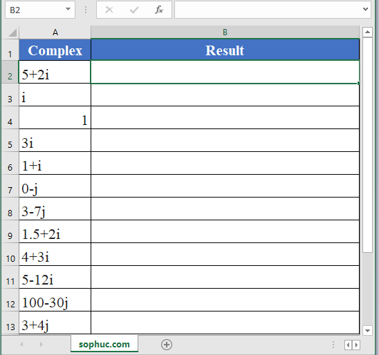 IMCOS Function - How to use IMCOS Function in Excel