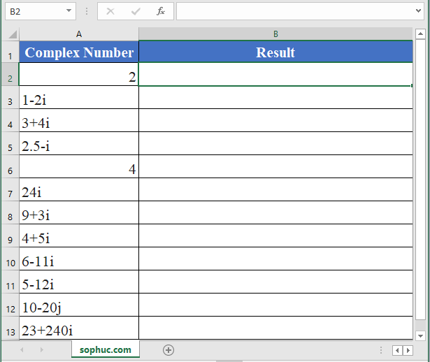 IMLOG10 Function - How to use IMLOG10 Function in Excel