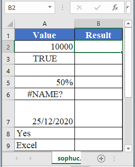 ISNUMBER Function - How to use ISNUMBER Function in Excel