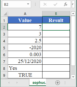 ISODD Function - How to use ISODD Function in Excel