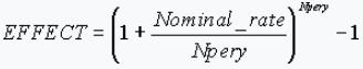 NOMINAL Function in Excel - How to use NOMINAL Function in Excel