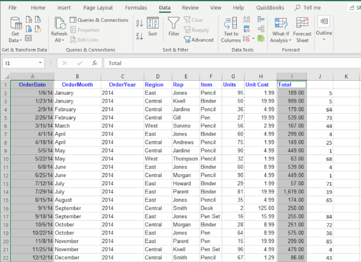 11 best excel tips for beginners 2958 23 - 21 Best Excel Tips for Beginners, you need to know now