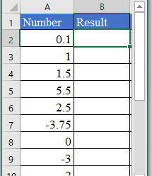 How to use GAMMA Function in Excel