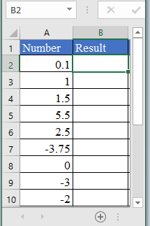 GAMMA Function - How to use GAMMA Function in Excel