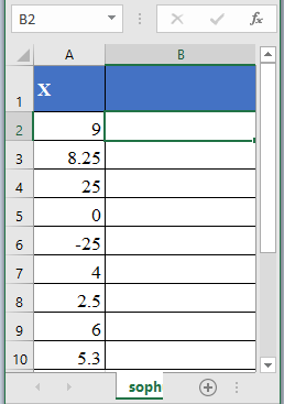 GAMMALN Function 1 - How to use GAMMALN Function in Excel