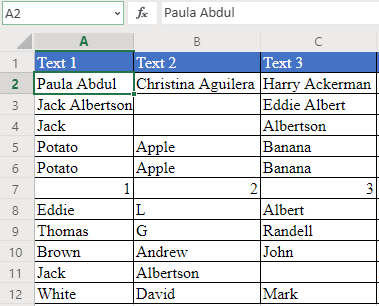 TEXTJOIN Function - How to use TEXTJOIN Function in Excel