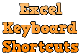 top 250 Excel keyboard shortcuts 2 - Top 250+ Keyboard Shortcuts for Excel Spreadsheets