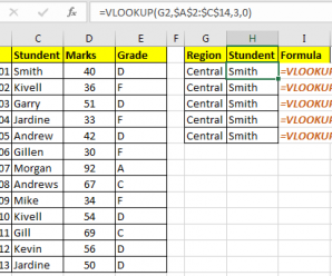 16+ Things About Excel VLOOKUP
