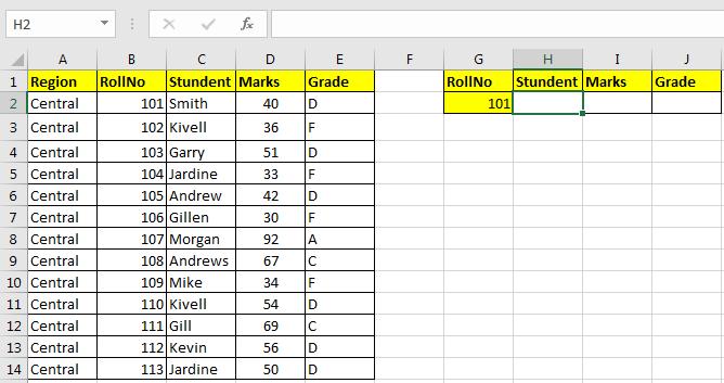 16 things about excel vlookup 3343 8 - 16+ Things About Excel VLOOKUP