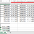 How to use STDEV.P Function in Excel