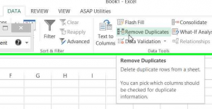 auto draft 3298 3 - 14+ Excel Advanced Tips and Tricks to Save Time and Get Known by Peers as an Excel Master
