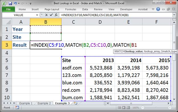best lookup formula in excel index and match 3373 24 - Best Lookup Formula in Excel - Index and Match