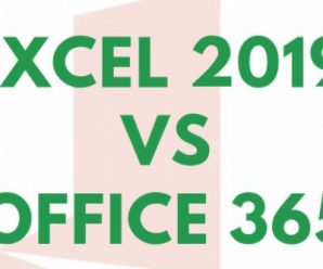 10+ New Functions in Excel 2019 and 365 You Need to Know