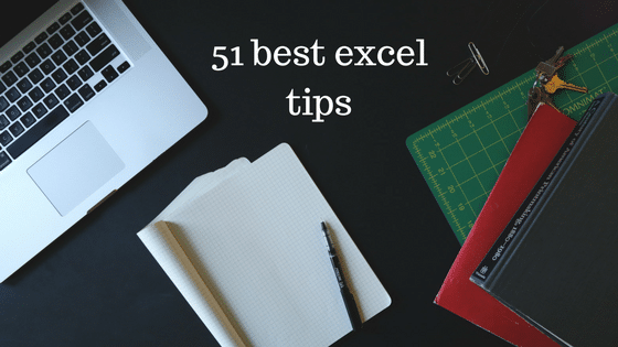 51 best excel tips and tricks professional in excel 3727 29 - 51 Best Excel Tips and Tricks = Professional In Excel