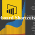 Power BI: 53 Keyboard Shortcuts