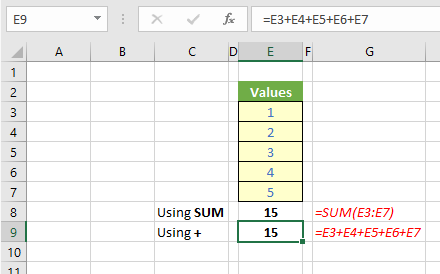 auto draft 3908 10 - Top 5 Excel functions you might not know